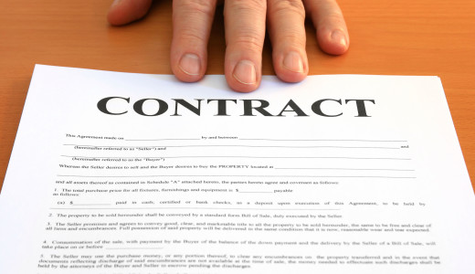 contract-paper